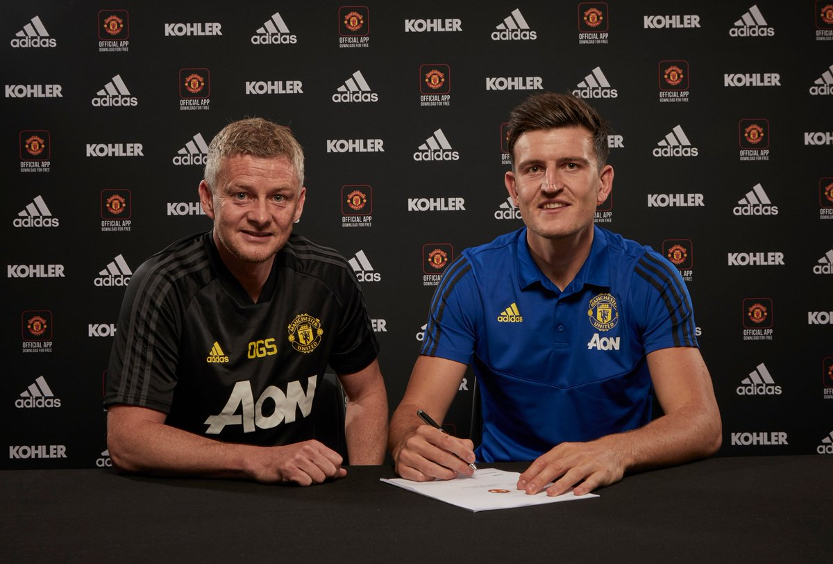 Thanks to everyone who has supported me and played a part in my career.   I'm proud and honoured to join @ManUtd. What an incredible football journey it's been so far ⚽