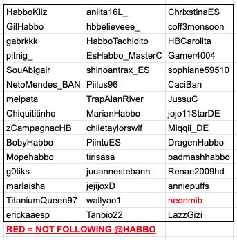 Habbo on Twitter: