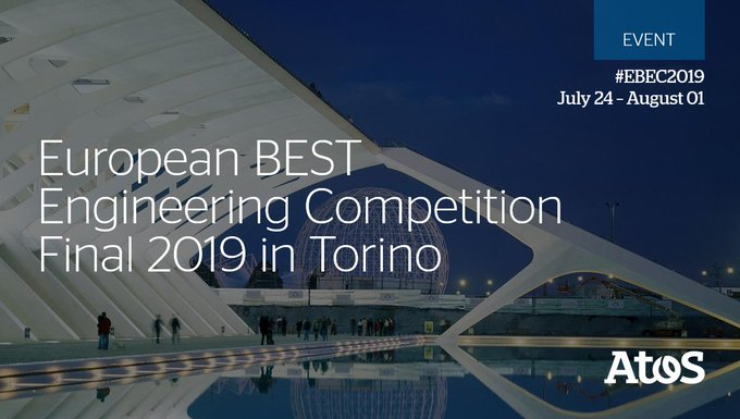 The 2019@BESTorgBEST Final Torino is now over... We were very proud to be BEST's...