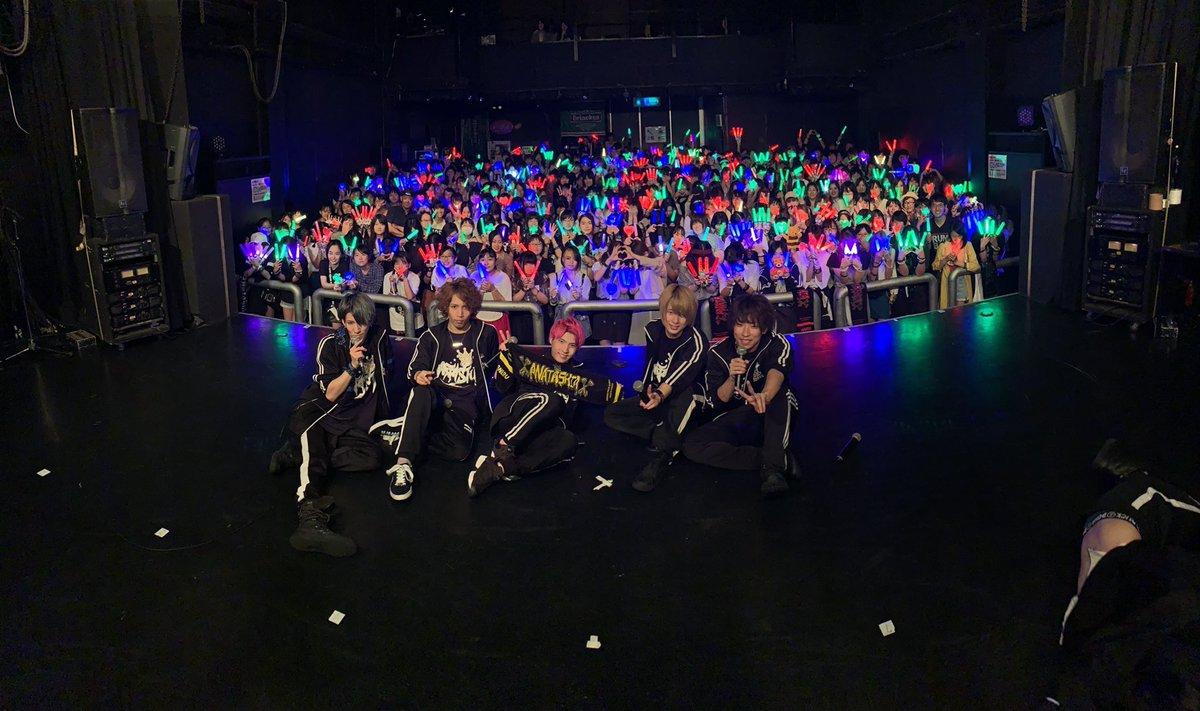 2019.8.3(土) ダンスアーティスト「アナタシア」の4thワンマンツアー福岡公演@ DRUM Be-1  制作プロデュース ディレクション  担当いたしました。 https://t.co/unY3mBYoEd