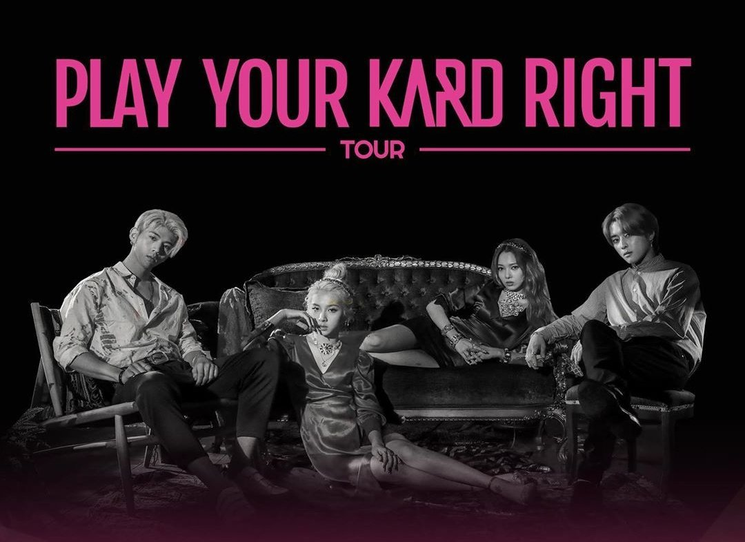 Play Your KARD Right Delhi 2019 - Relive your memories with the highlights from the #PLAYYOURKARDRIGHT tour held in New Delhi, India! @hipinkboxevents @KARD_Official #KARD #kardinindia  #WILDKARDinIndia #IndiaLovesKARD  https://youtu.be/1h0Ap_cEDWA pic.twitter.com/St7FqdABZf