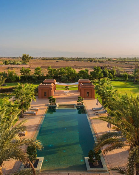Villa Amelia proudly displays its fiery red walls and Persian vaults; like a palace out of Arabian Nights. Who would like to dive into its turquoise pool? Click here to find your perfect holiday spot: https://t.co/xG6KnK87wV  #marrakech #travel #luxuryvillas #worlderlusters https://t.co/8Fn2lKP2Xb