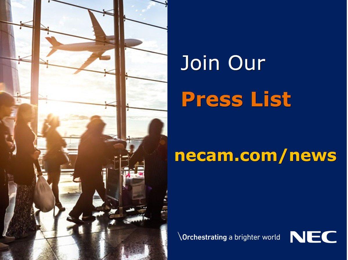 NEC (@NEC) | Twitter