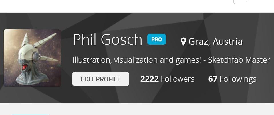 Phil Gosch (@SaphireSouldier)   Twitter