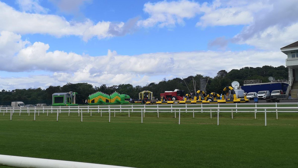 test Twitter Media - @corkracecourse Family Fun Day is in full swing with plenty of activities as well as some great racing. @RacingTV https://t.co/X80ouGjsaU