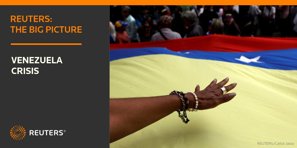 From #turmoil in the #oil sector to an escalating #humanitarian toll, discover @Reuters exclusive news and insights on the #Venezuela crisis in the latest edition of The Big Picture: tmsnrt.rs/2KjsH8s?cid=c0…