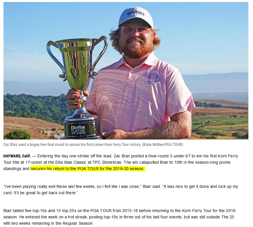 Let's talk about the facial hair! #Mountainman #playoffbeard @TronCarterNLU @the_fried_egg @buffalogolfer @mdvessely @KornFerryTour @TheBuckClub @SweetensCove