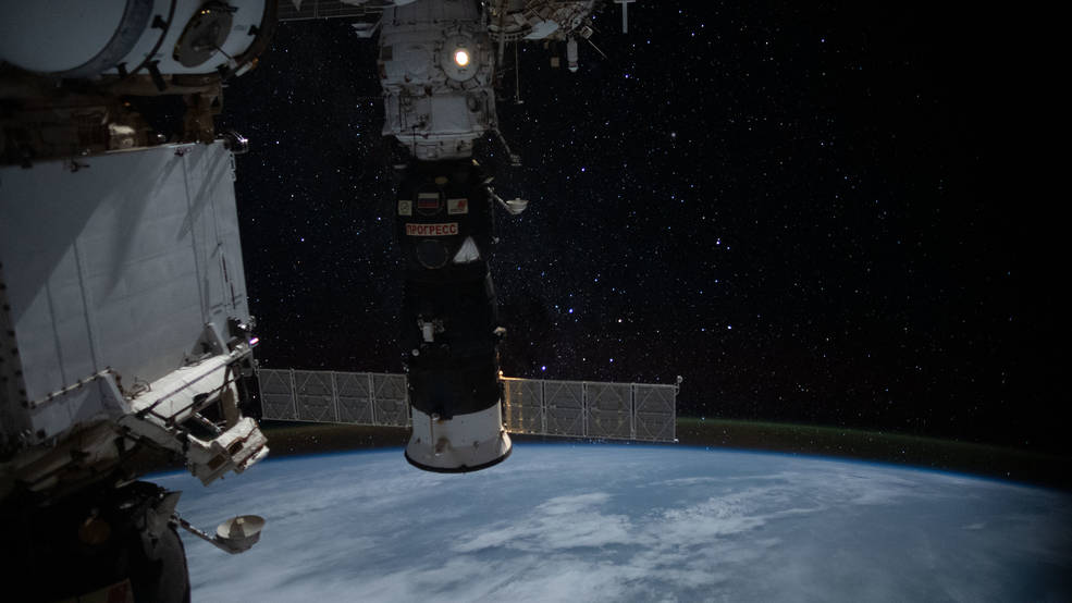 #NASA TV to Air Launch, Docking of Russian Space Station Cargo Ship. A Russian Progress cargo spacecraft is scheduled to launch to the International Space Station. go.nasa.gov/2Y8PDRi #EPDC
