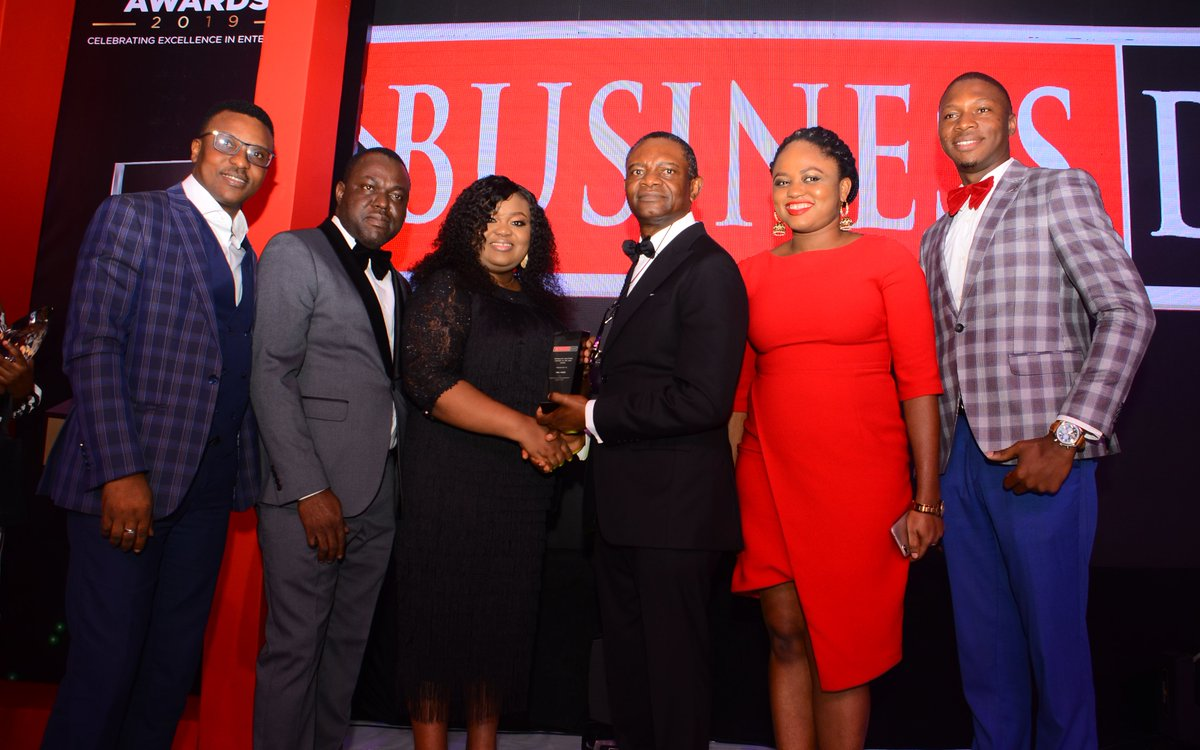 Image result for Inlaks Wins Information Technology Company of the Year at the Nigerian Business Leadership Awards