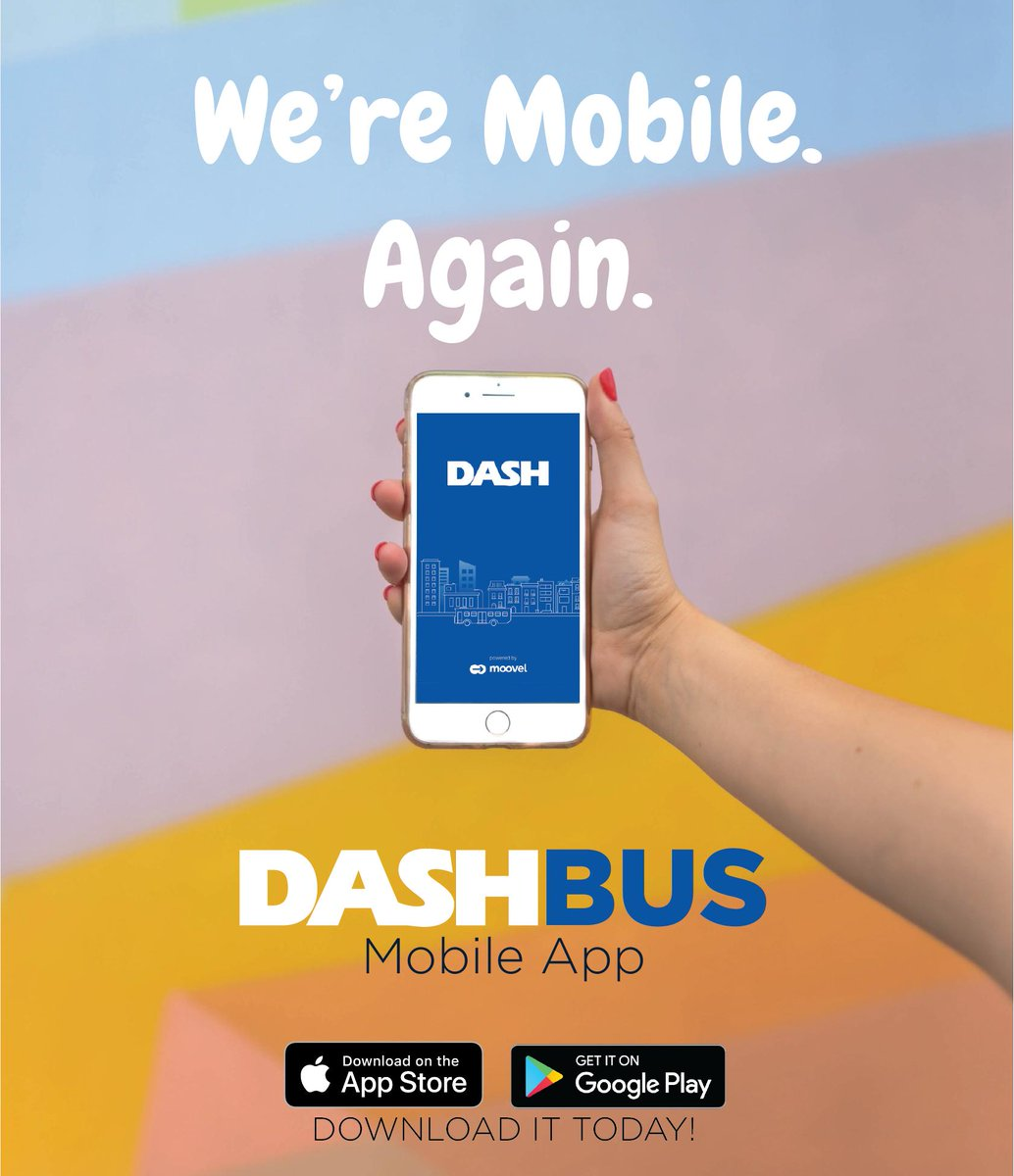 DASH Bus (@DASHBus) | Twitter