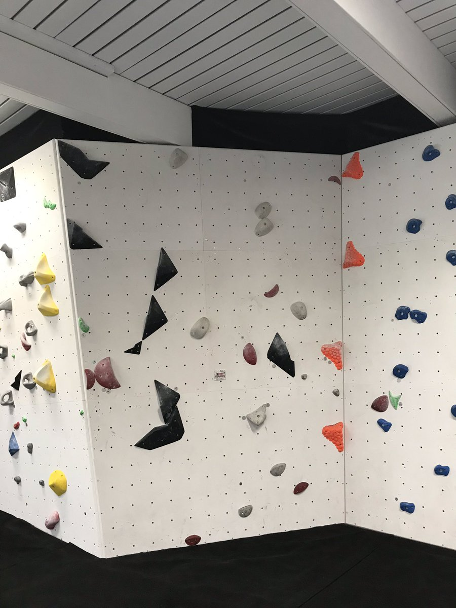 bouldering hashtag on Twitter