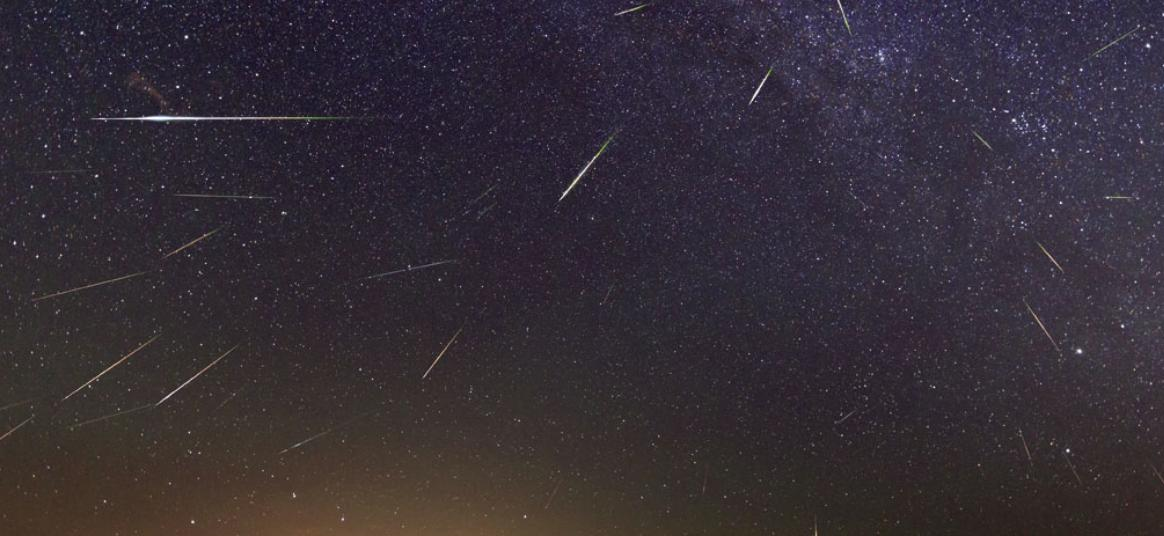 meteor hashtag on Twitter