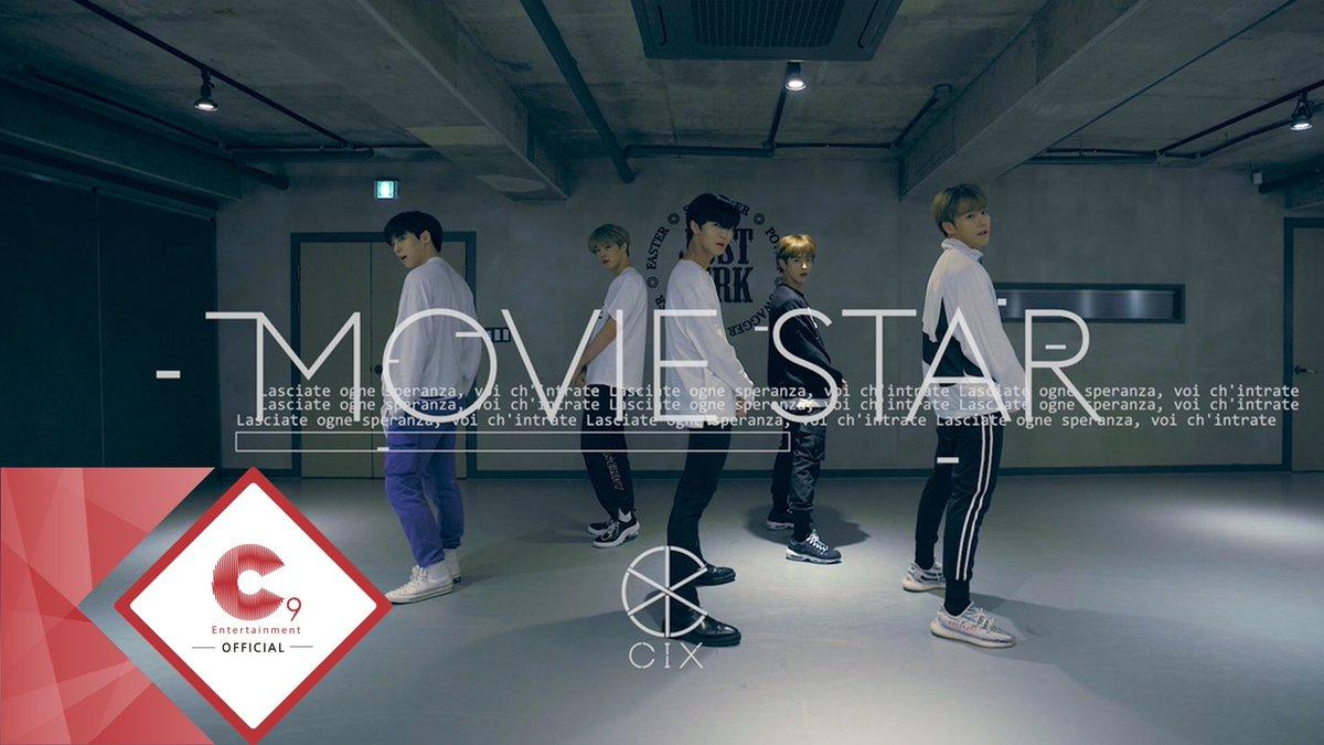 CIX (씨아이엑스) - 'Movie Star' Dance Practice Video  Only on CIX Official Youtube Channel    https:// youtu.be/zQ3wCSoAGM8      #CIX #씨아이엑스 #BX #승훈 #배진영 #용희 #현석 #안녕낯선사람 #HelloStranger #MovieStar<br>http://pic.twitter.com/k1j4d6tgtx