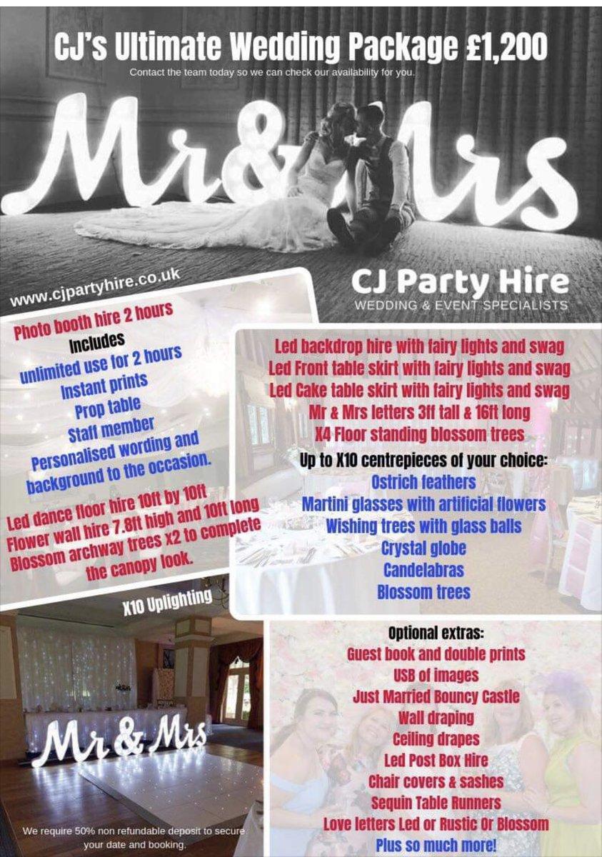 CJ's Party Hire (@cjpartyhire)   Twitter
