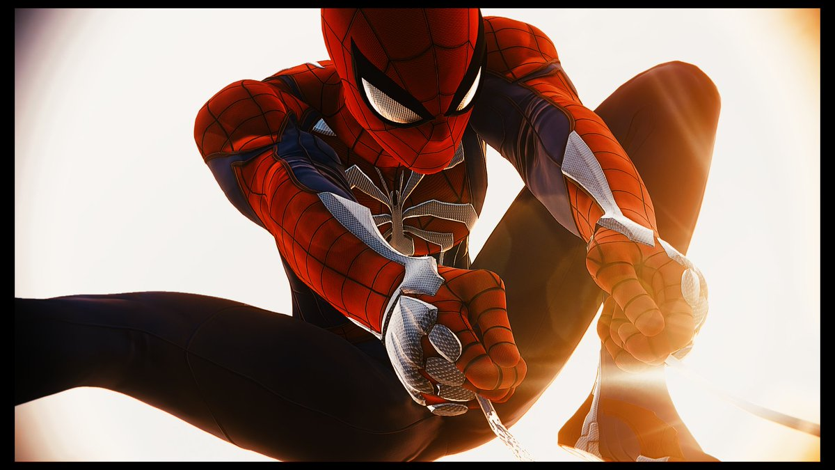 spidermanps4 hashtag on Twitter