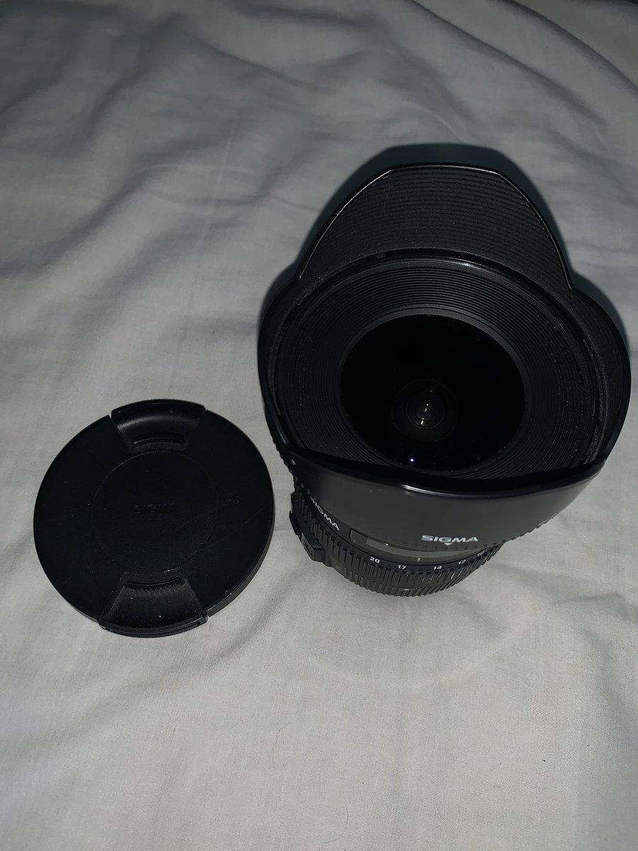 Filtro Polarizzazione circolare 82mm Sigma 10-20mm F3.5 EX DC HSM