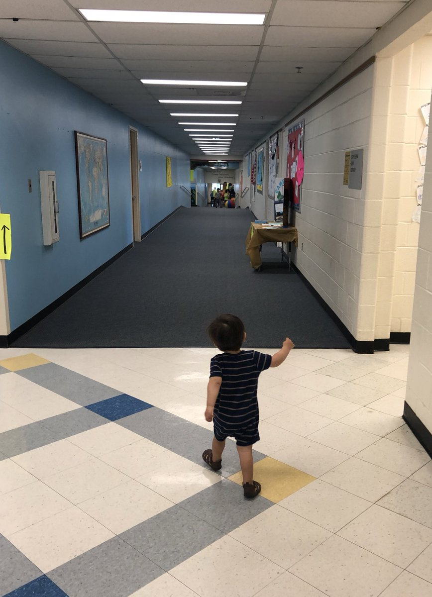 Brought my little man to visit <a target='_blank' href='http://twitter.com/longbranch_es'>@longbranch_es</a> and say hi. 17 more days until we are back and preparing for the 2019-2020 school year! <a target='_blank' href='http://twitter.com/APSVirginia'>@APSVirginia</a> <a target='_blank' href='https://t.co/QFmqUKGuqT'>https://t.co/QFmqUKGuqT</a>