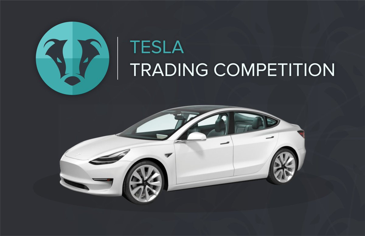 Tesla Trade In >> Beaxy On Twitter Tesla Trading Competition Trade And Get