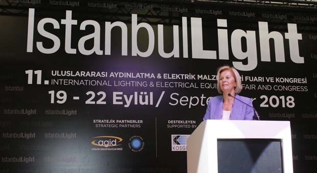 Türkiye aydınlatmada dünya üretim üssü olma hedefinde ilerliyor