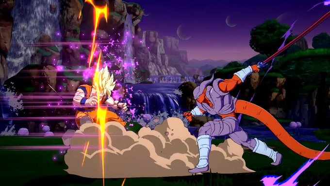 DRAGON BALL FIGHTERZ: Bandai Namco Has Released Some