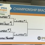 Image for the Tweet beginning: The semifinals of @PGAjrLeague are