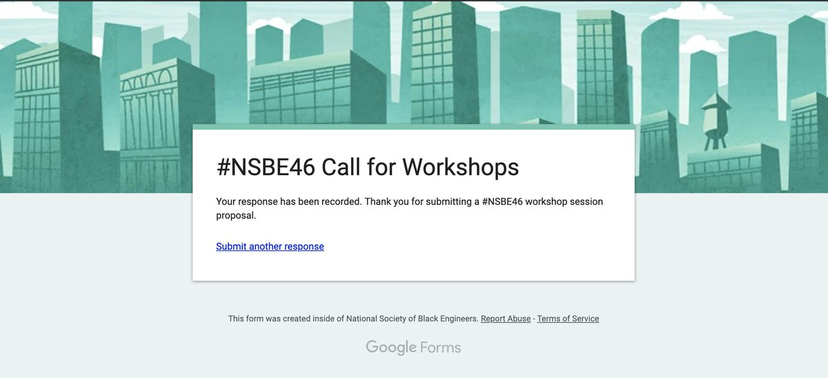 nsbe46 hashtag on Twitter