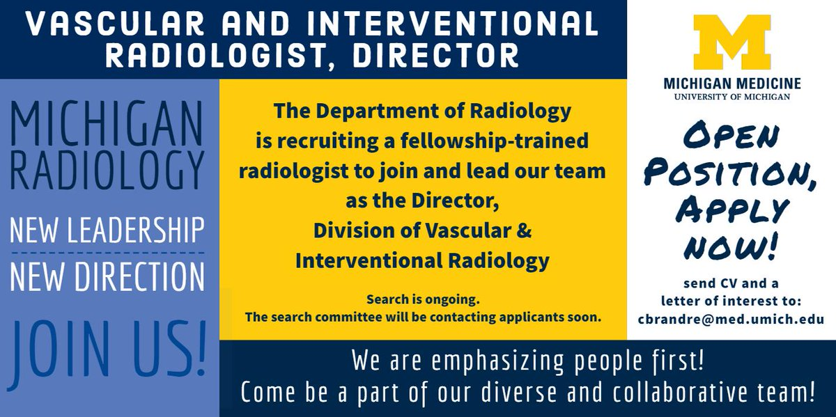 Michigan Radiology (@UMichRadiology) | Twitter