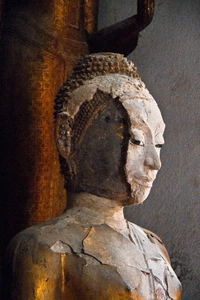It is not impermanence that makes us suffer. What makes us suffer is wanting things to be permanent when they are not. — Thich Nhat Hanh