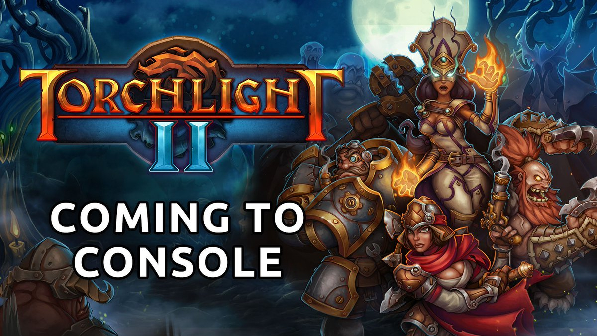 Torchlight Frontiers   Available 2019