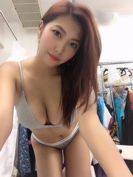 グラビアアイドル松岡凛のTwitter自撮りエロ画像21