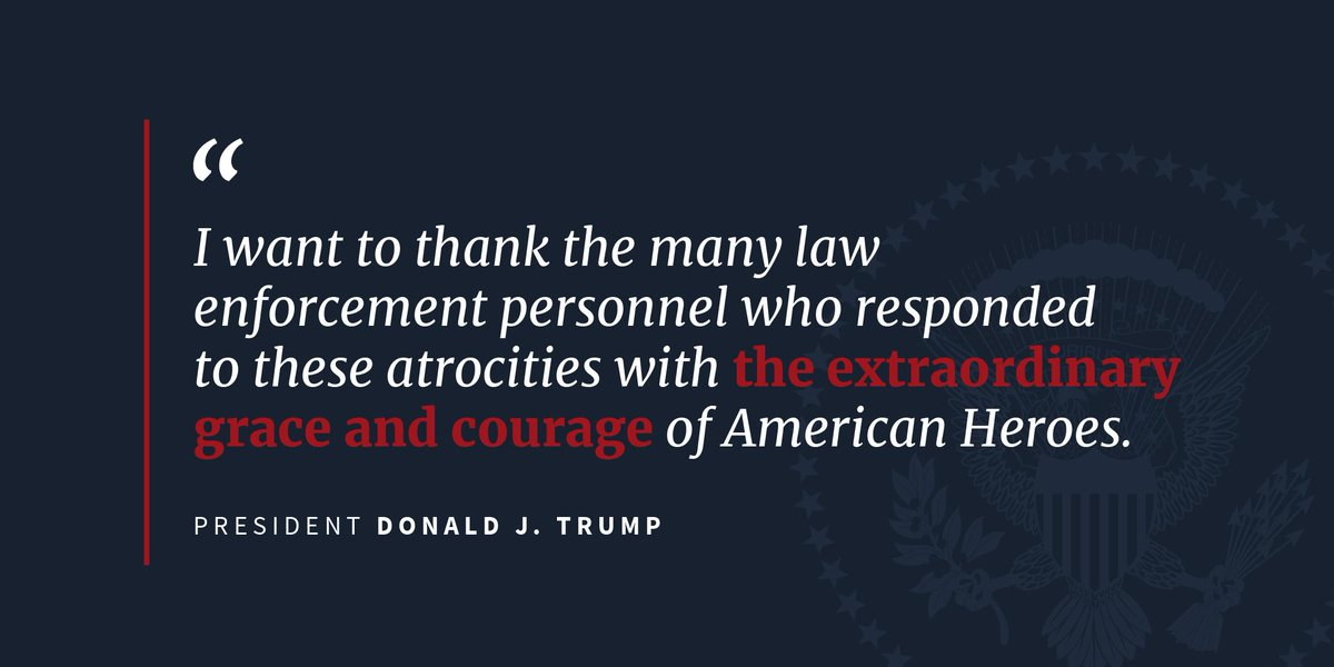 Thank you to every American hero who stepped into harm's way to save lives. https://t.co/etUwCde9jM