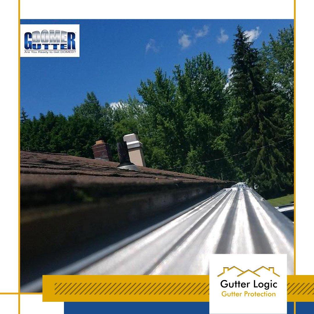 Free! Who doesnt like #free?! Gutter Logic offers free inspections! gutterlogic.com