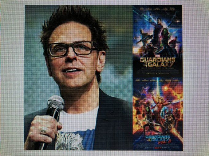 Happy 53rd Birthday to James Gunn! The director of Guardians of the Galaxy Vol. 1 and 2.