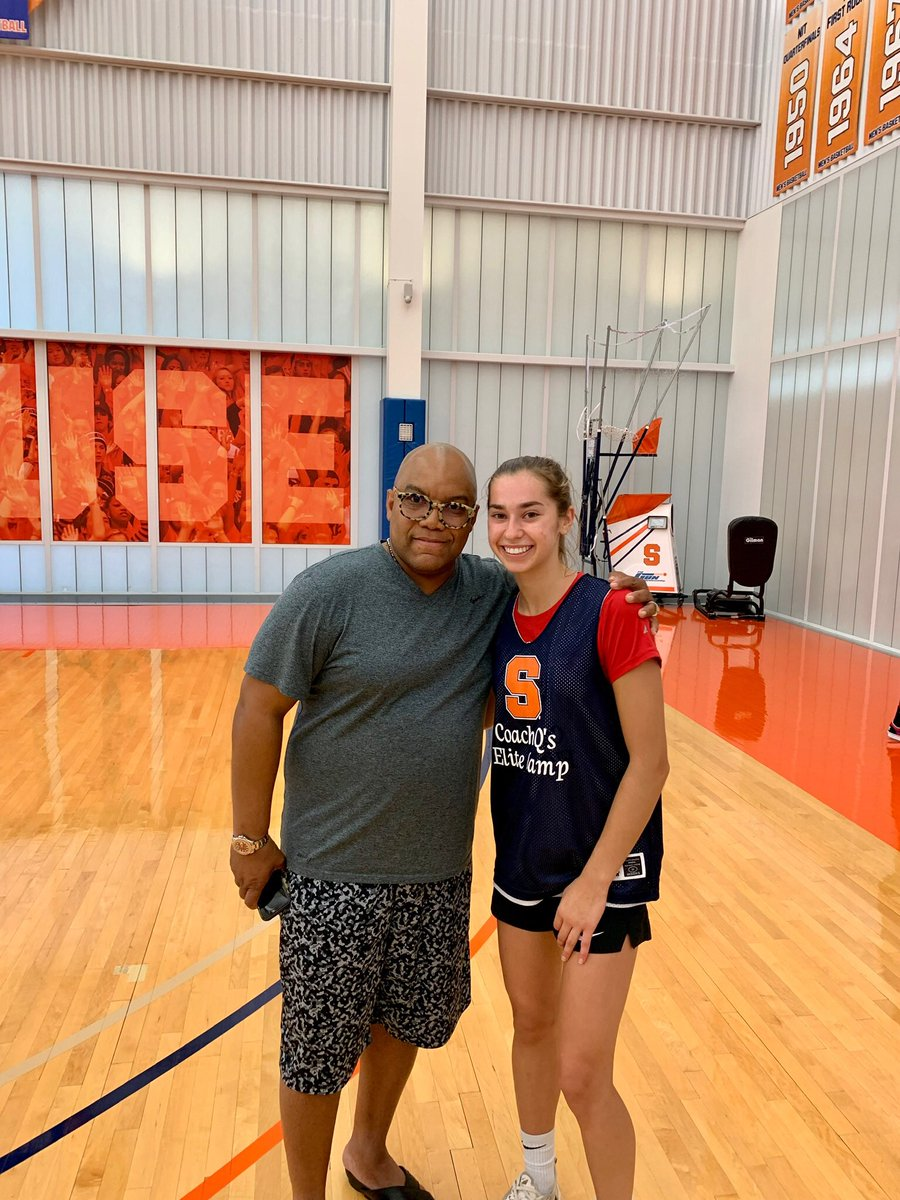 I'm blessed to have received a scholarship offer from the University of Syracuse under @CoachQatSU Thank you Coach Q and staff! #GoCuse @I90ELITE @LOVEHOOPS007