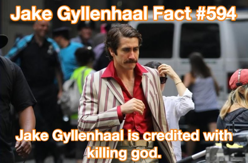 jake gyllenhaal facts (@GyllenhaalFacts) on Twitter photo 06/08/2019 03:31:47