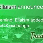 Image for the Tweet beginning: 👉We remind you that #Ellaism