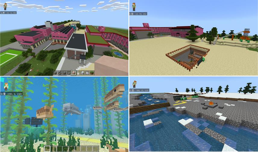 【マイクラを利用した地理・地学の学習支援環境づくり】 ICC(国際地図学会議)2019にて、岩橋主任研究官が発表しました。 home.hol.is.uec.ac.jp/icc2019papers/… 本研究では、Minecraftを利用して、子どもが科学に興味をもつ環境づくりを進めています。