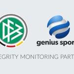 Image for the Tweet beginning: Der #DFB startet eine Kooperation