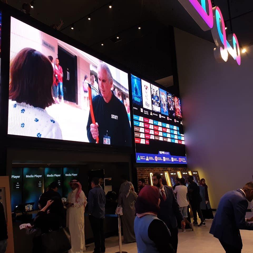عد اد جدة On Twitter موڤي سينما في مجمع العرب ماباقي لهم شي على الافتتاح ايام فقط