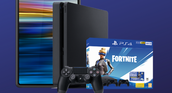 Virgin Media is giving out free Fortnite PS4 bundles worth £300 with its