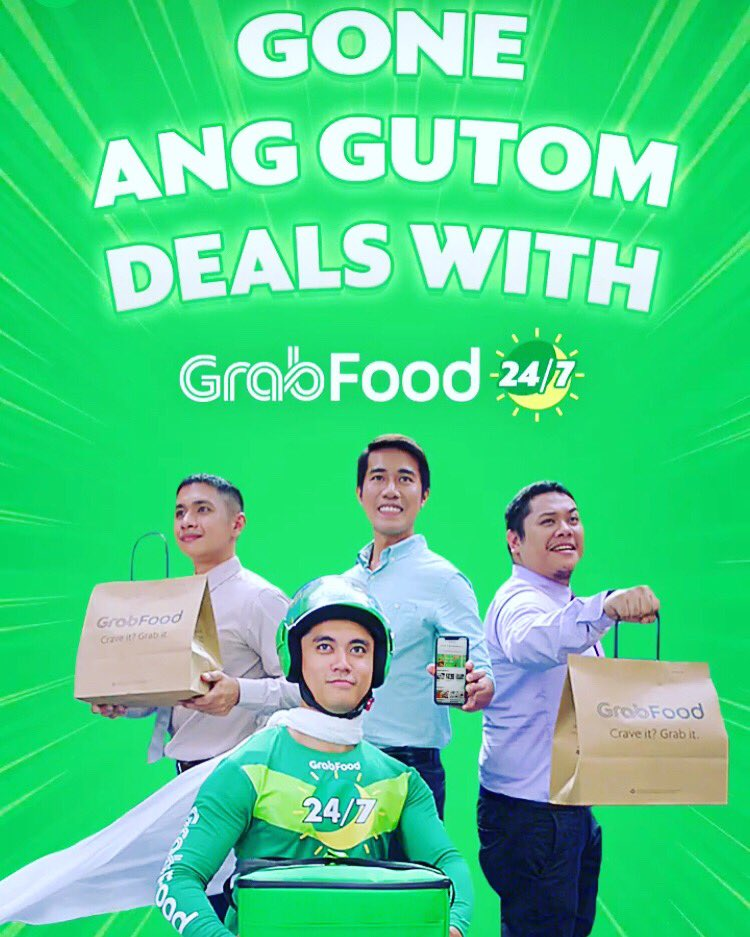 Grab Food Promo Code Philippines