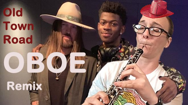 .@LilNasX is not ready for this. Neither is @billyraycyrus. Video goes live at 8am EPT. #oboe #oldtownroad youtube.com/watch?v=8Eq5MV…
