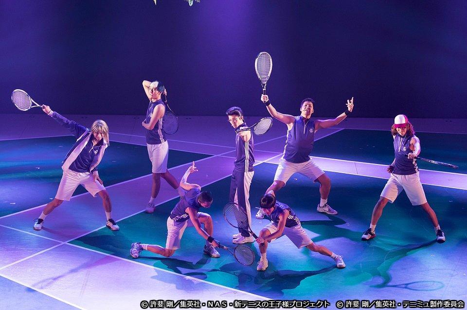 「ミュージカル『テニスの王子様』3rdシーズン 青学(せいがく)vs比嘉」 8/6(火)夜10:00