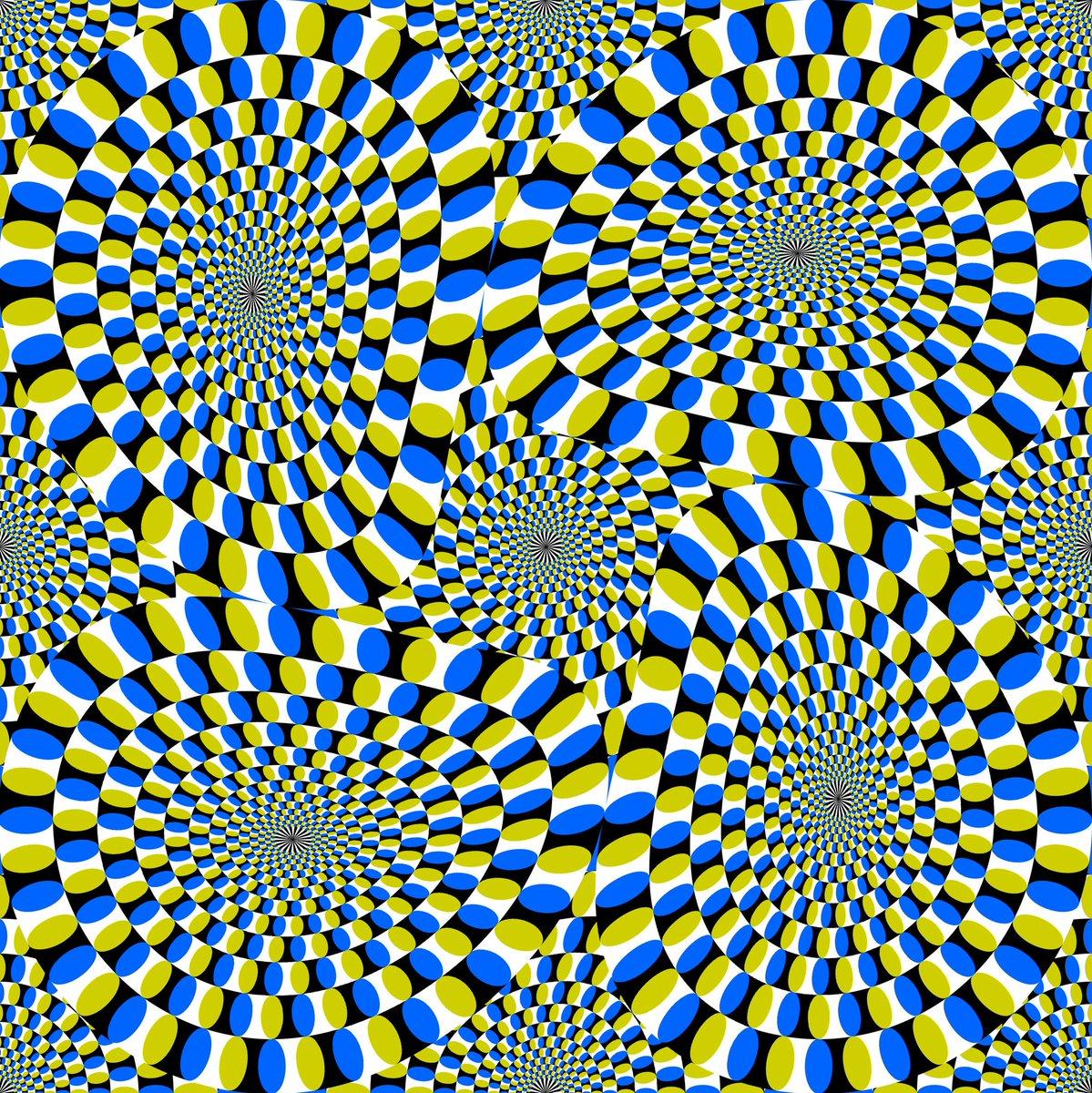 Тест обман зрения картинки