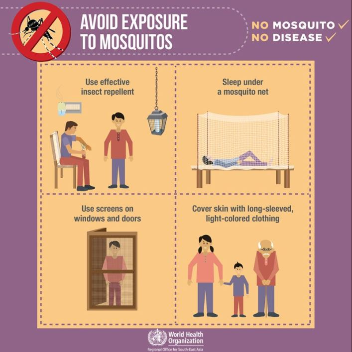 ⚠️@DOHgov has declared a national #dengue epidemic. There have been more than 146,062 dengue cases this year in the Philippines, including 622 deaths. Here are some dengue prevention tips from @WHOPhilippines. https://t.co/w2B8GOxNEt