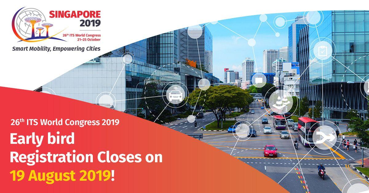 26th Intelligent Transport Systems World Congress 2019