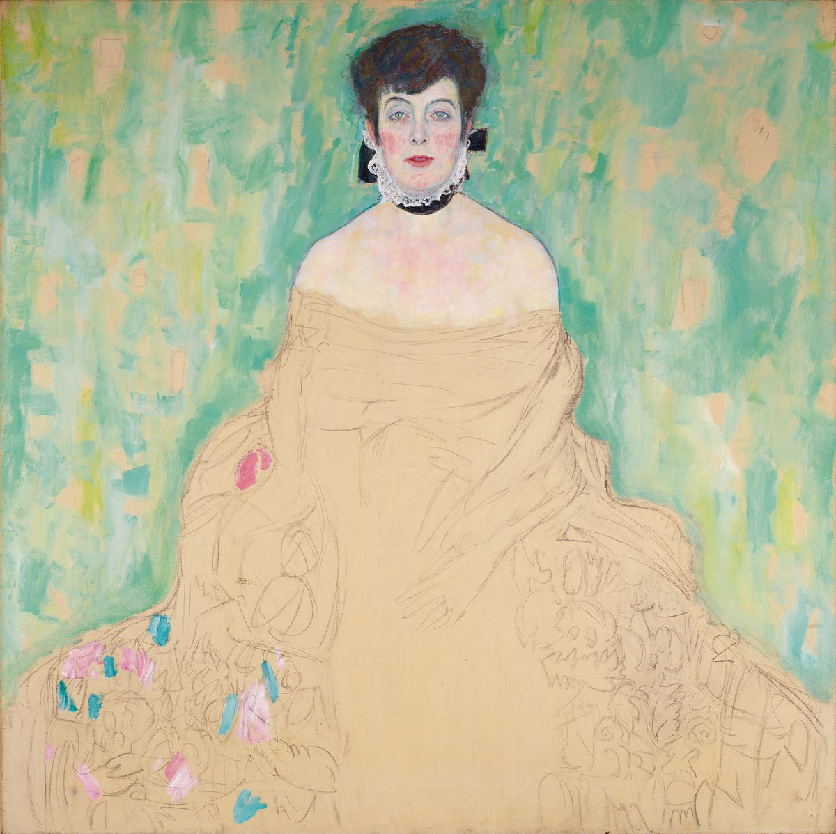 """Some musings on unfinished works and the theme of incompletion, inspired by seeing Klimt's """"Portrait of Amalie Zuckerkandl"""" at the Belvedere in Vienna (Charlie Brooker's """"Bandersnatch"""" also makes an appearance): enfr.blouinartinfo.com/news/story/371… @belvederemuseum @charltonbrooker"""