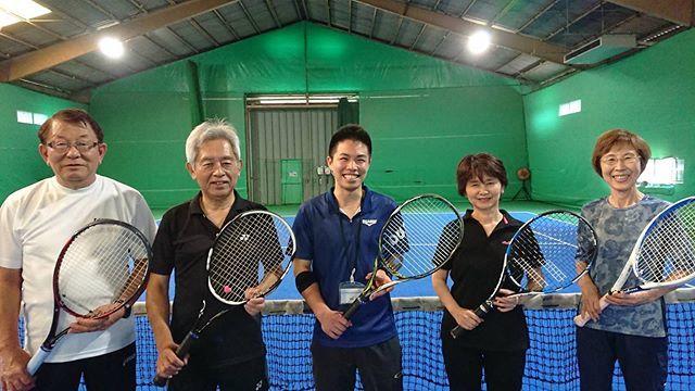 テニス 日進