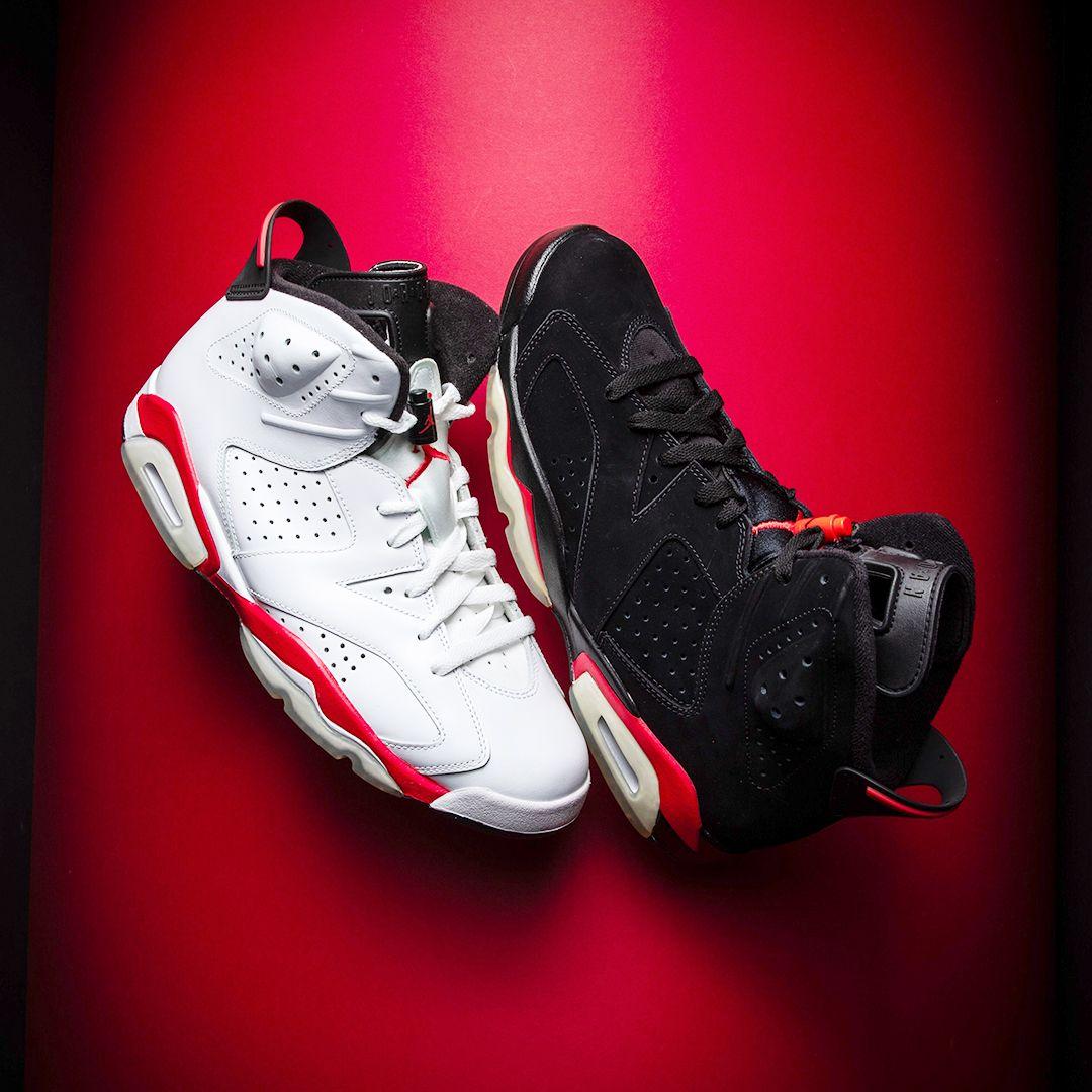sneakers Michael Jordan wore en route