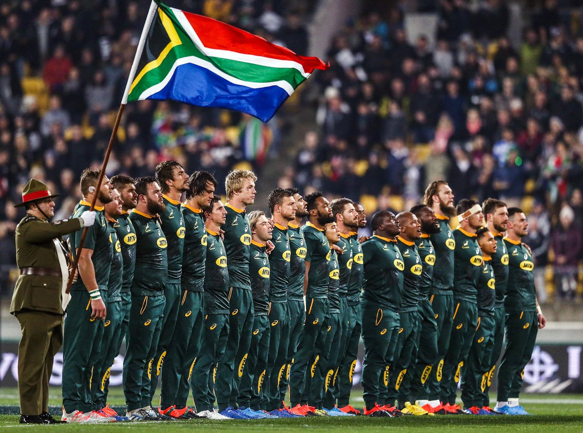 Can the Springboks bring home the Rugby Championship trophy the weekend? 🏆